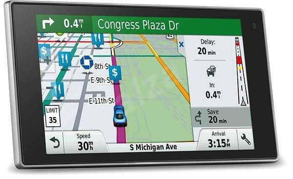 Garmin DriveLuxe 50 LMT Lifetime EÚ - GPS navigácia