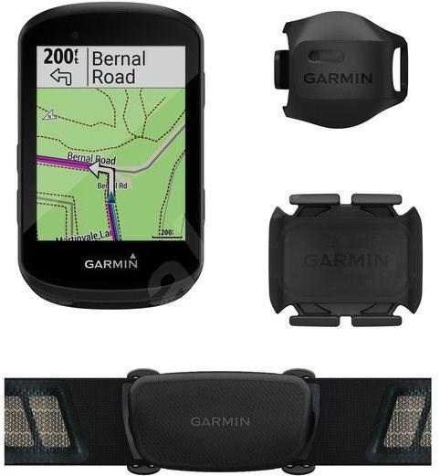 Garmin Edge 530 Bundle Premium - Cyklonavigácia