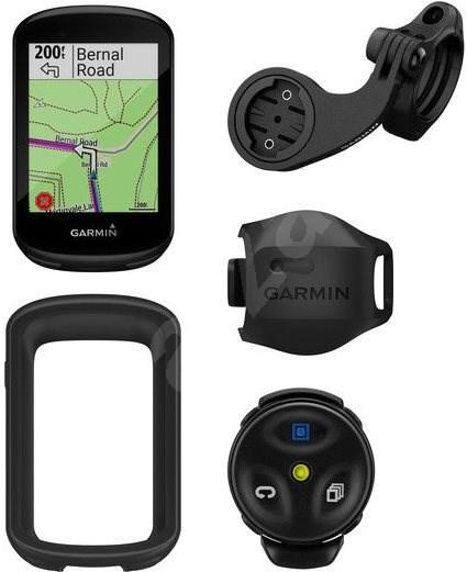 Garmin Edge 830 Bike Bundle - Cyklonavigácia