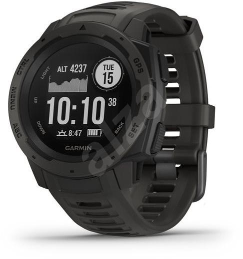 Garmin Instinct Black - Smart hodinky  d739b15710a
