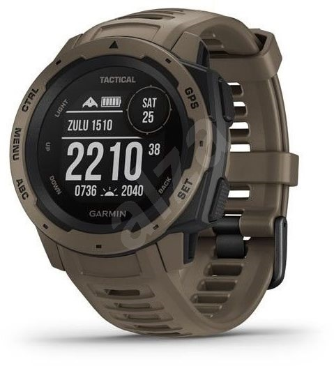 Garmin Instinct Tactical Coyote Tan - Smart hodinky