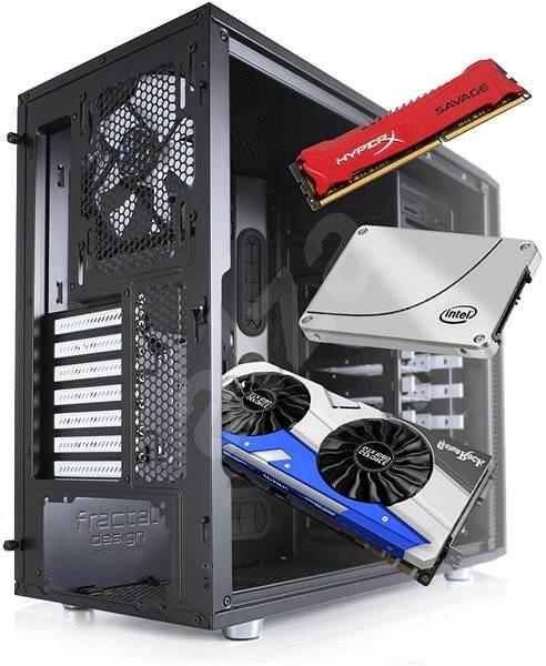 Montáž PC komponentov - Počítač