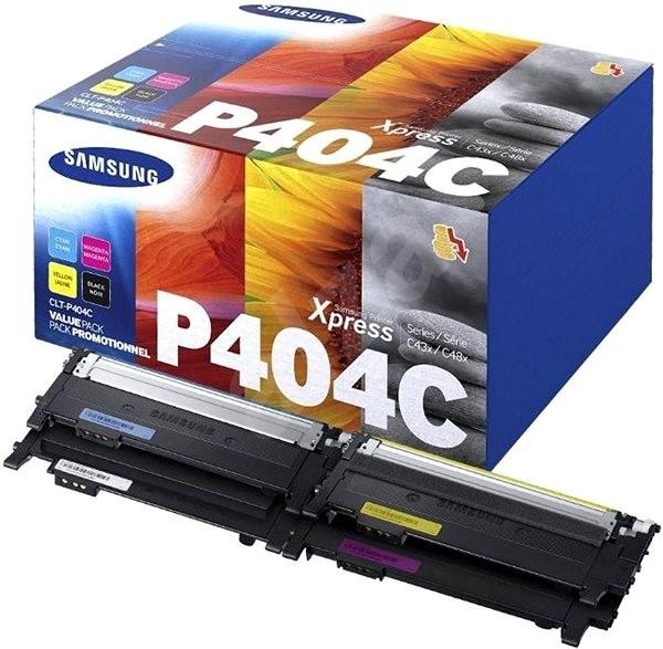 Samsung CLT-P404C multipack - Toner