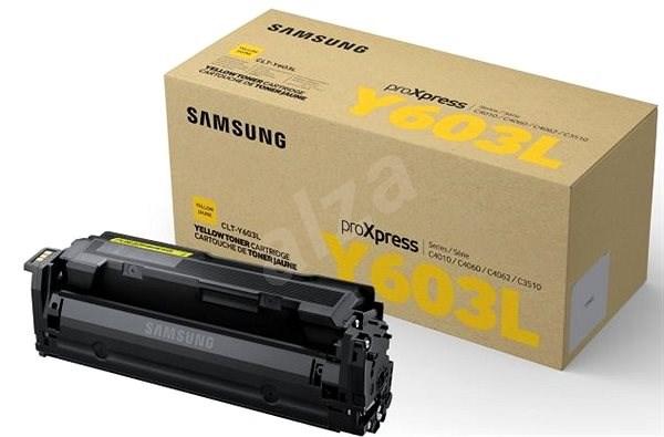 Samsung CLT-Y603L žltý - Toner