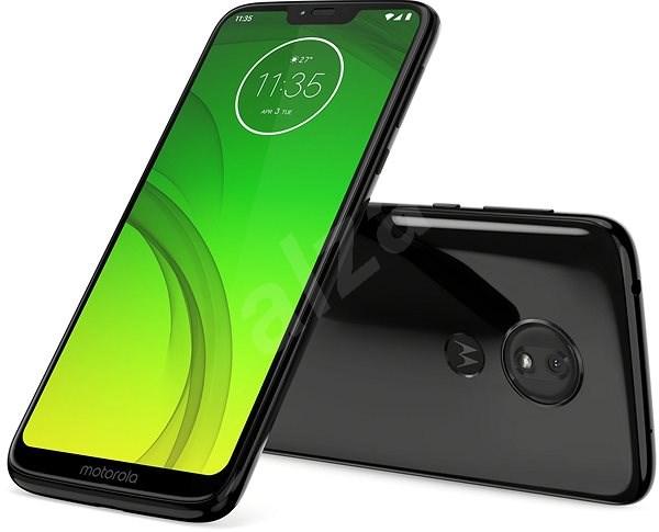 Motorola G7 Power čierny - Mobilný telefón