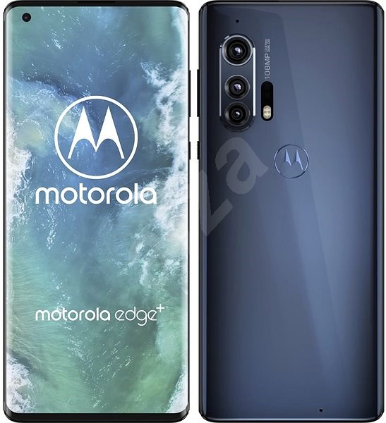 Motorola Edge+ 256 GB sivá - Mobilný telefón