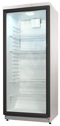 SNAIGE CD290 1008 - Chladiaca vitrína