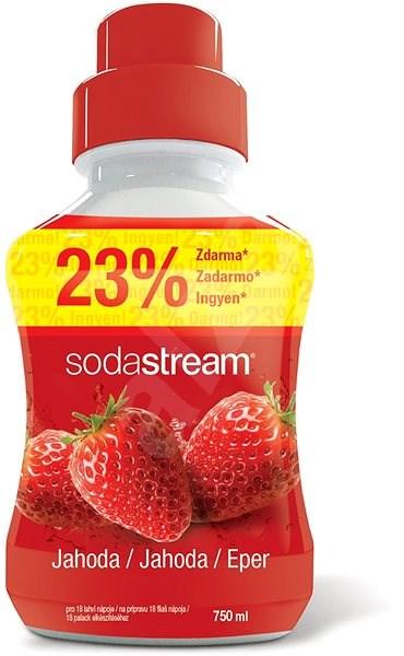 SodaStream Jahoda - Príchuť