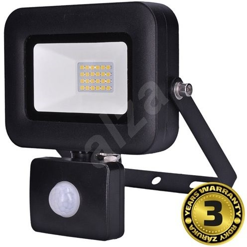 Solight LED reflektor so senzorom 20 W WM-20WS-L - LED reflektor
