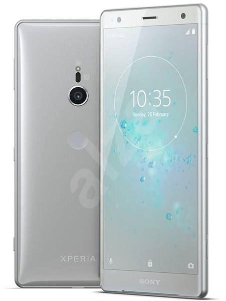 Sony Xperia XZ2 Liquid Silver Dual SIM - Mobilný telefón