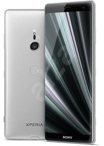 Sony Xperia XZ3 strieborná - Mobilný telefón
