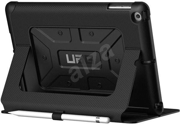 UAG Metropolis Case Black iPad 2017 - Puzdro na tablet