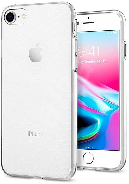 Spigen Liquid Crystal Clear iPhone 7  8 - Kryt na mobil 06426b6459e