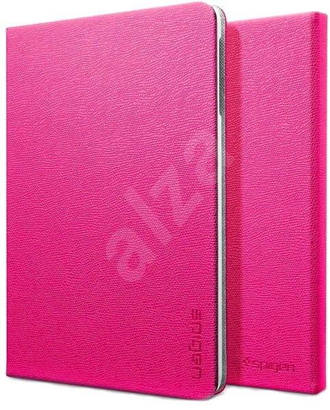 SPIGEN SGP Hardbook Case Pink - Ochranný kryt