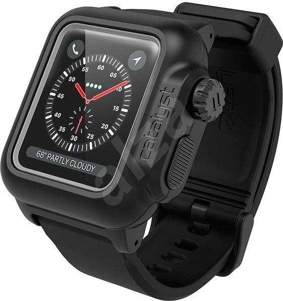 Catalyst Waterproof Case Black Apple Watch 3/2 42 mm - Puzdro