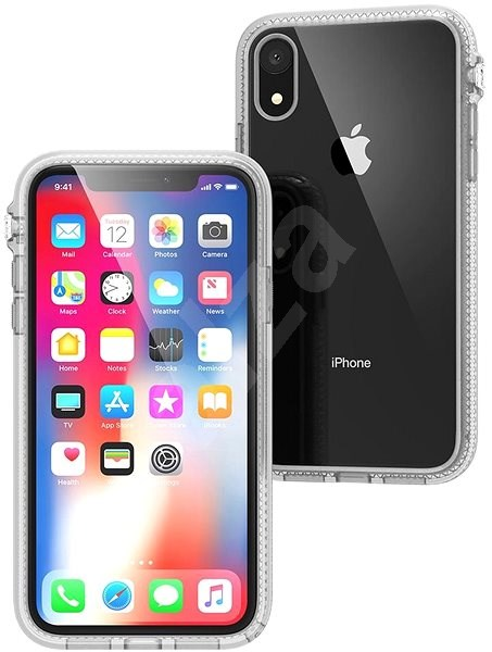 Catalyst Impact Protection Case Clear iPhone XR - Kryt na mobil ... d28bab7d310