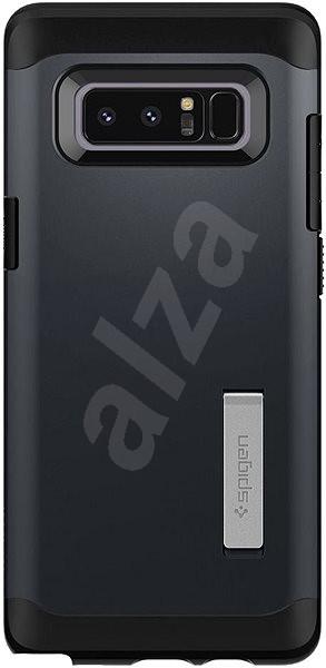 Spigen Slim Armor Metal Slate Samsung Galaxy Note8 - Ochranný kryt