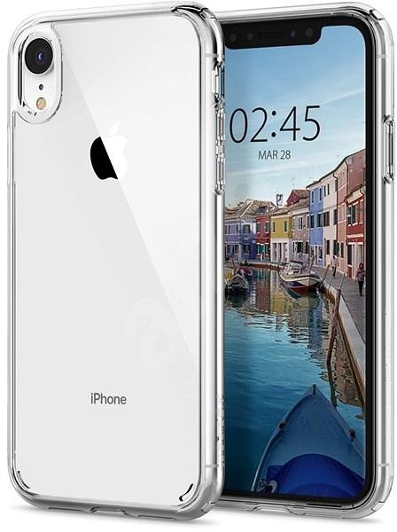 Spigen Ultra Hybrid Crystal Clear iPhone XR - Kryt na mobil  ab8208a86fe