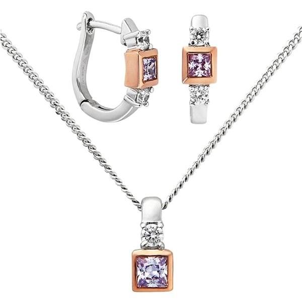 8bb377356 SILVER CAT SSC146147 (925/1000; 6,96 g) - Darčeková sada šperkov ...