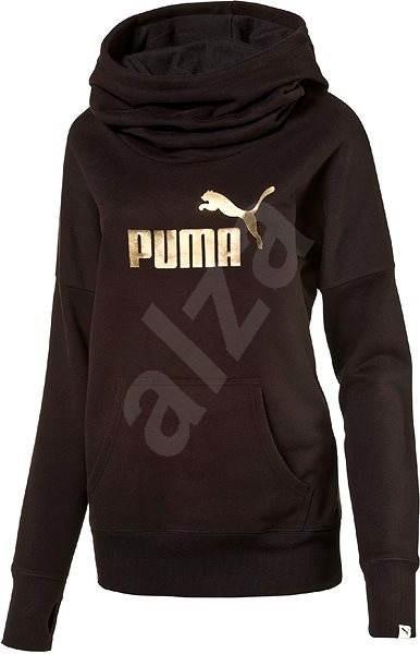 Puma Fun Holiday Hooded Sweat W black L - Mikina. PREDAJ SKONČIL ab94f67d12c