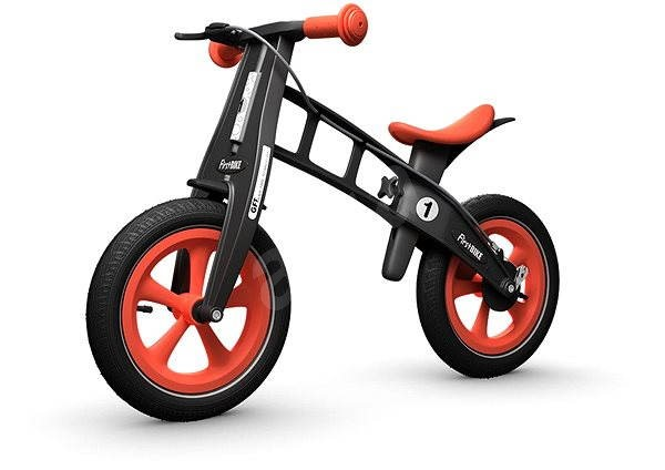 FirstBike Limited Edition Orange - Športové odrážadlo