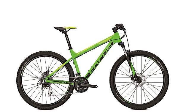 8887f2215 Focus Whistler Elite 27 - Hulkgreen matt L (2016) - Horský bicykel 27,