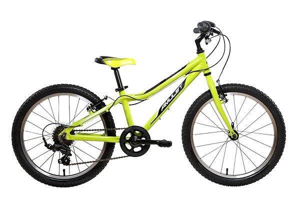 afdc63533 Amulet Tomcat 20 Superlite zelený - Detský bicykel 20