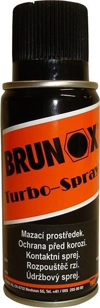 Brunox Turbo sprej 500 ml - Mazivo
