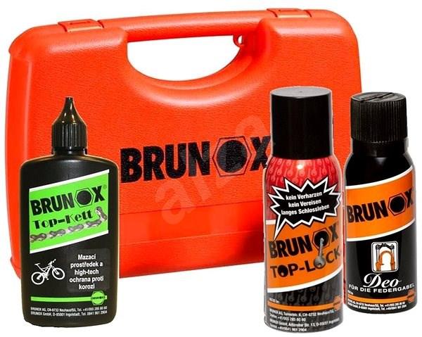 Brunox GIFT BOX CYKLO - Mazivo
