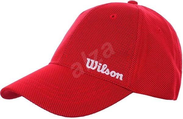 Wilson Red - Čiapka
