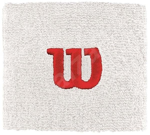 Wilson W Wristband White - Potítko