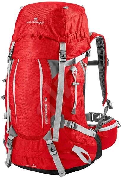 Ferrino Finisterre 38 red - Turistický batoh  942f8e0be6