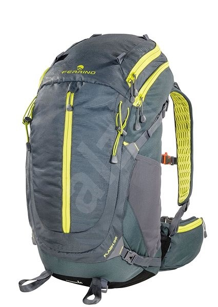 64be9412ab Ferrino Flash 32 grey - Turistický batoh