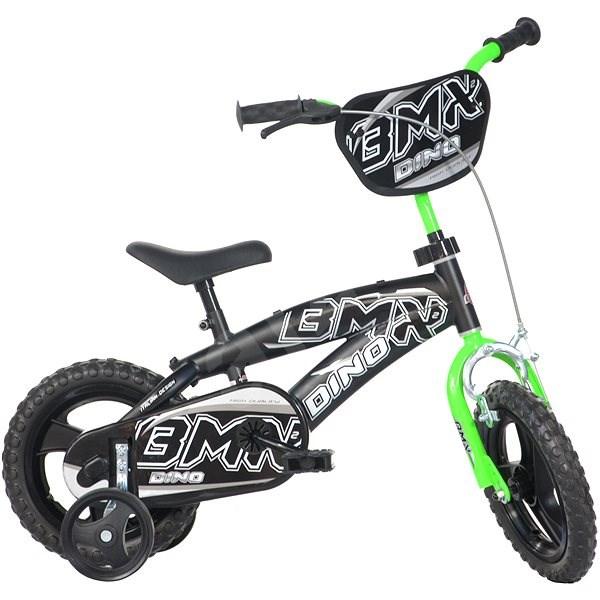 73b5a83ac0aa3 Dino Bikes 12 black (2016) - Detský bicykel 12
