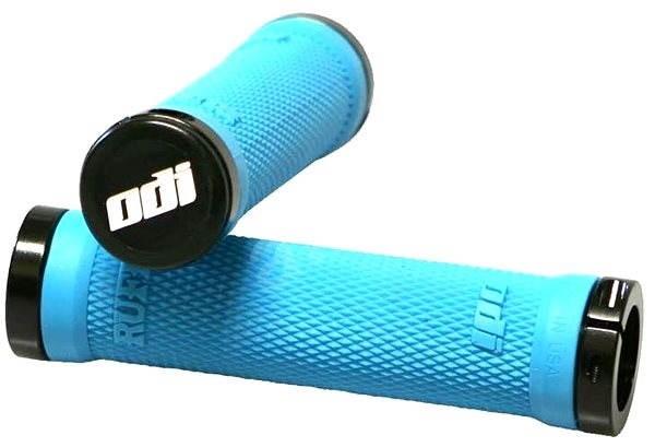 ODI Ruffian Lock-On Aqua - Grip
