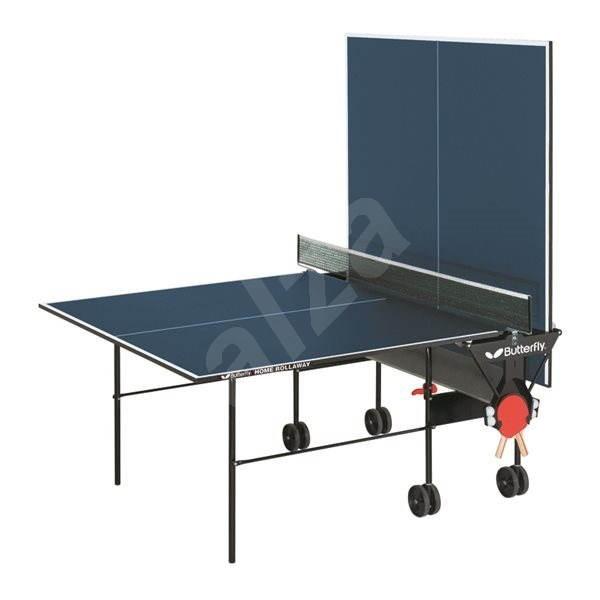Butterfly, Korbel Outdoor modrý - Pingpongový stôl