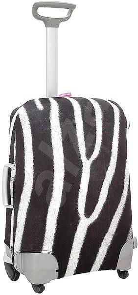 Suitsuit Zebra - Obal na kufor
