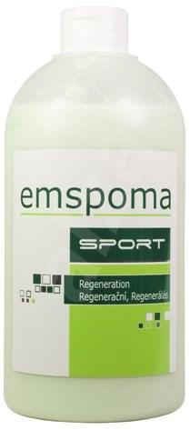 Emspoma Sport Regeneračná masážna emulzia 1 l - Emulzia
