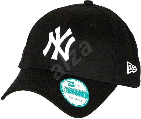 136710a02 New Era 940 MLB Basic NYY blackwhite - Šiltovka | Alza.sk