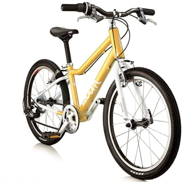 573d4e8d5 Woom 4 yellow - Detský bicykel 20