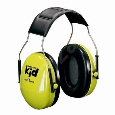 3M PELTOR KID NEON GREEN H510AK-442-GB - Chránič sluchu