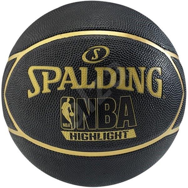 81d4034ed9 Spalding NBA Highlight veľkosť 7 - Basketbalová lopta