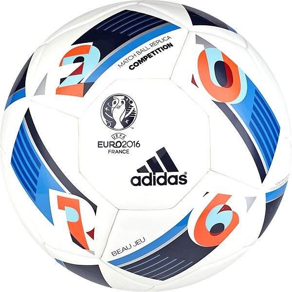 2e69691e650e0 Adidas UEFA EURO 2016 - Competition - Futbalová lopta | Alza.sk