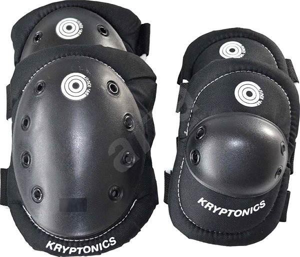 Kryptonics Agressive pads M/L - Chrániče