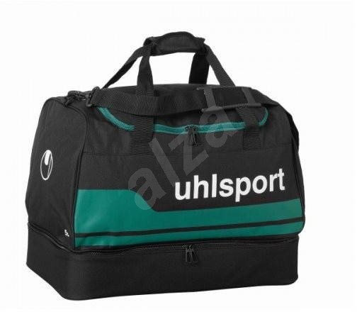 Uhlsport Basic Line 2.0 Players Bag – black/lagune 30 L - Športová taška