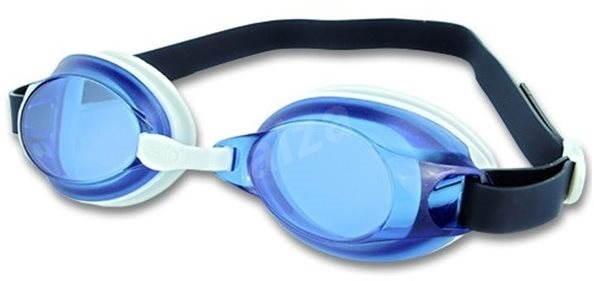 Speedo Jet V2 Google Au blue white - Plavecké okuliare  fe224be146c