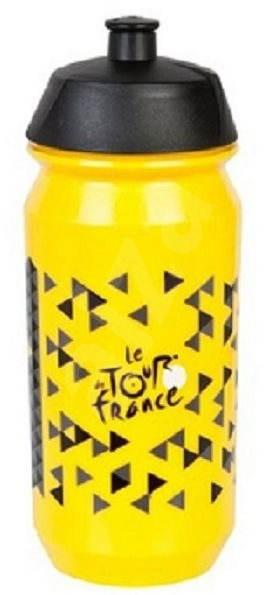 Tour de France Bidon žltá - Fľaša na vodu