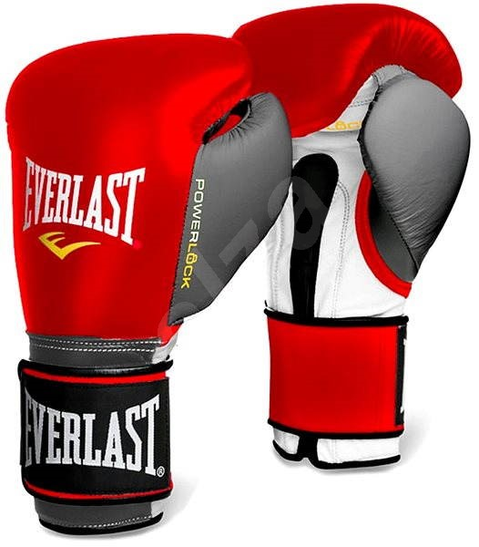 6f5e5276f Everlast Powerlock červenosivé - Boxerské rukavice | Alza.sk