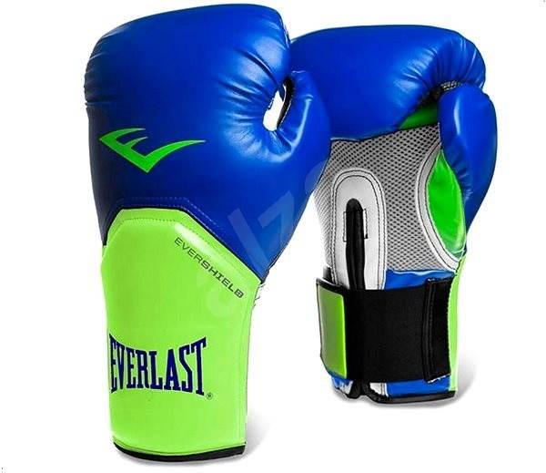 ed0a1f248 Everlast ProStyle Elite 12 oz. modrá/zelená - Boxerské rukavice ...