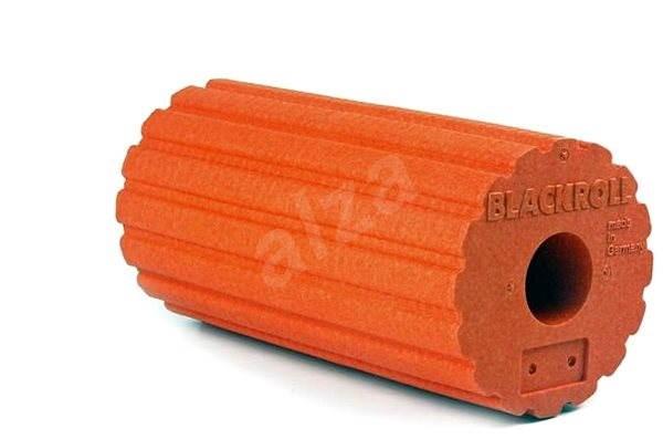 Blackroll Groove Pro oranžový - Masážny valček